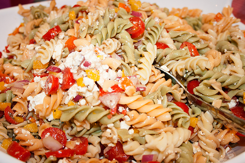 Ok I Promised My Recipe For My Party Pasta Salad It S Delicious And You Will Be Asked To Bring It For Every Party Once Your Guests Taste It And It S Easy