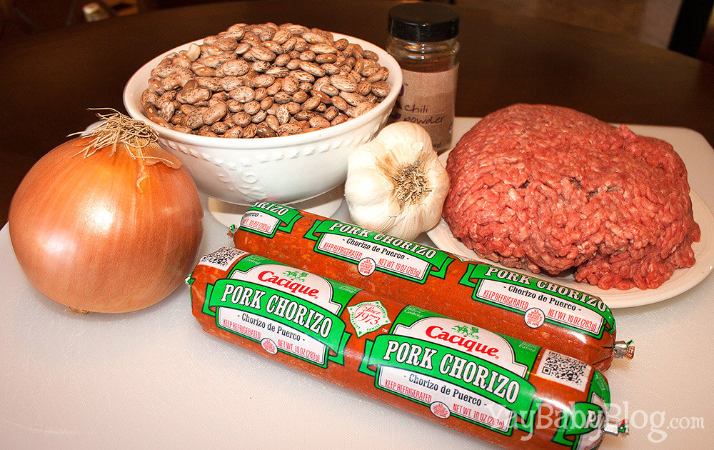 recipe: how to make chili with ground beef and beans [31]